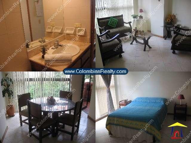 Furnished apartments for rent in medellin (medellín-colombia) code.10681