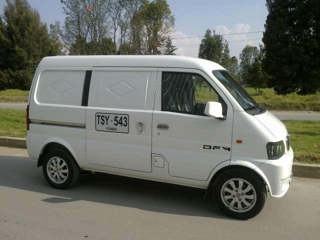 Fotos de Ofrezco camioneta modelo 2013 van cargo dfm 5
