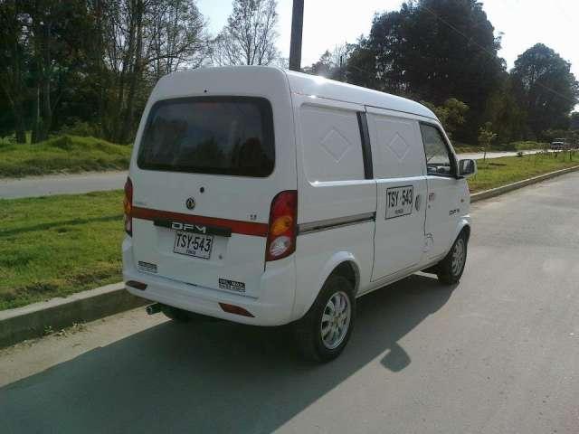 Fotos de Ofrezco camioneta modelo 2013 van cargo dfm 3