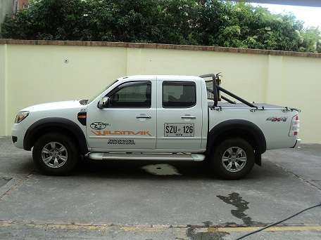Camioneta 4x4 ford ranger diesel placas publicas