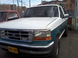 Ford bronco 1994 4x4 3125967127