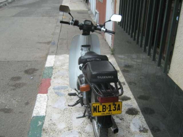 Moto suzuki fr80 en buen estado y con papeles al dia
