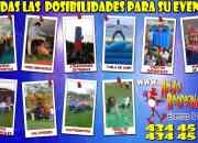 ALQUILER TORO MECANICO BOGOTA Andorecreando PBX: 4344524