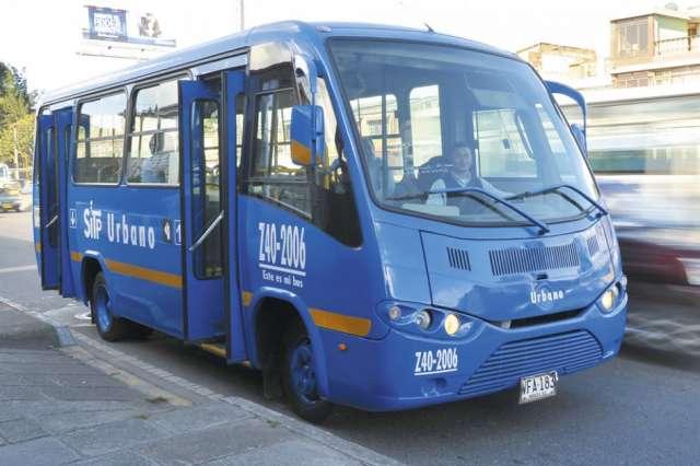Conductores operadores urgente para el sistema integrado de transporte de bogotá!!