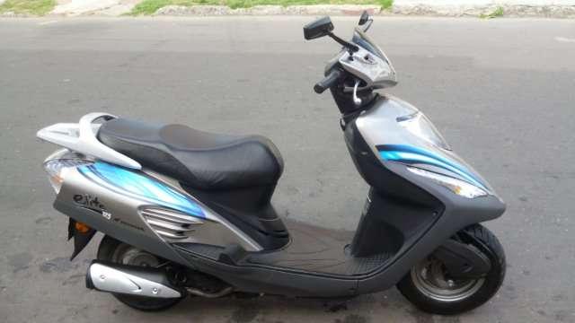 Moto scooter honda elite modelo 2011