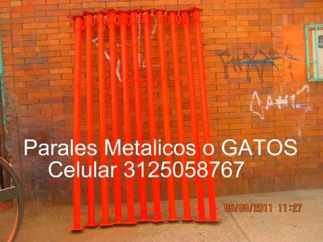 Paral metalico garantizado por equipos leyton