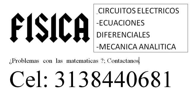 Fotos de Se dictan clases & se  hacen trabajos (calculo,algebra,fisica etc) (bogota) 2