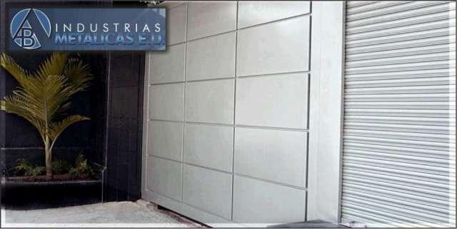Puertas de seguridad anti pánico y cortafuego