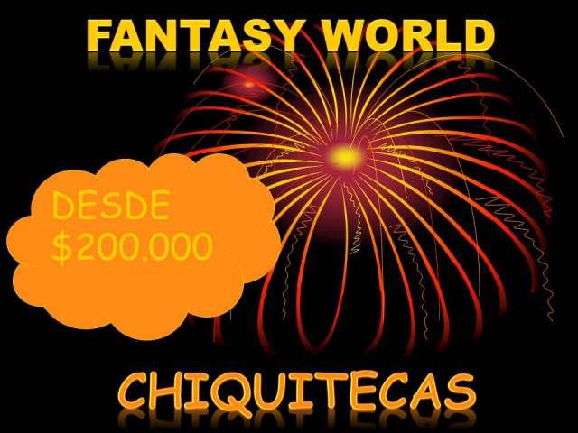 Chiquitecas y fiestas infantiles 3112466079