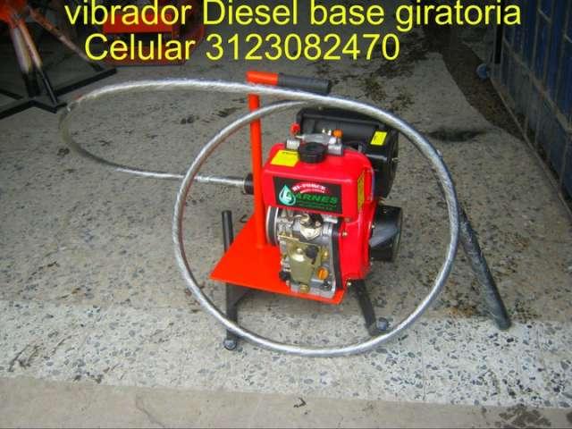 Vibrador para concreto gasolina con descuento