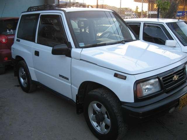Chevrolet, vitara 2007 con gas unico dueño, blanco
