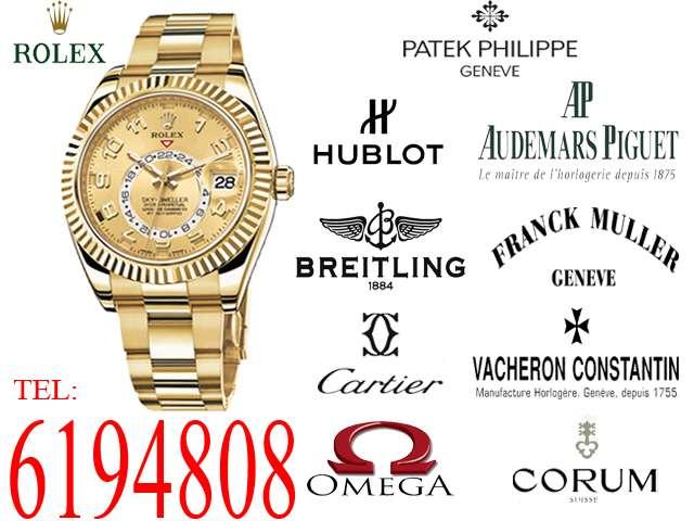 504b4a2c58a2 Compro relojes finos de marca modernos y antiguos