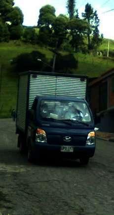 Se busca empleo para furgon de dos toneladas