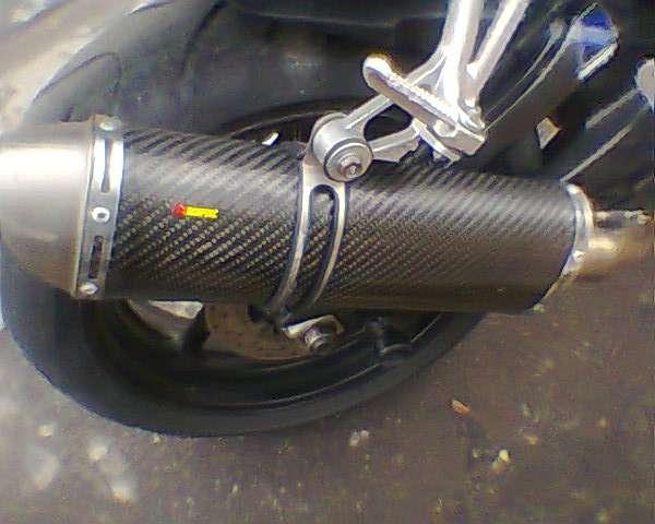 Fotos de Vendo hermosa superbike yamaha r6 roja 2