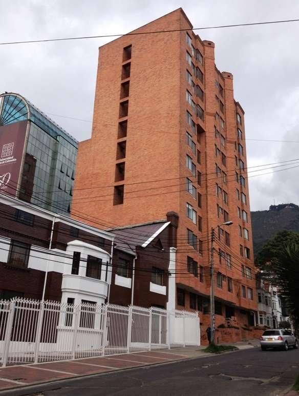 Arriendo apartamento chapinero - javeriana