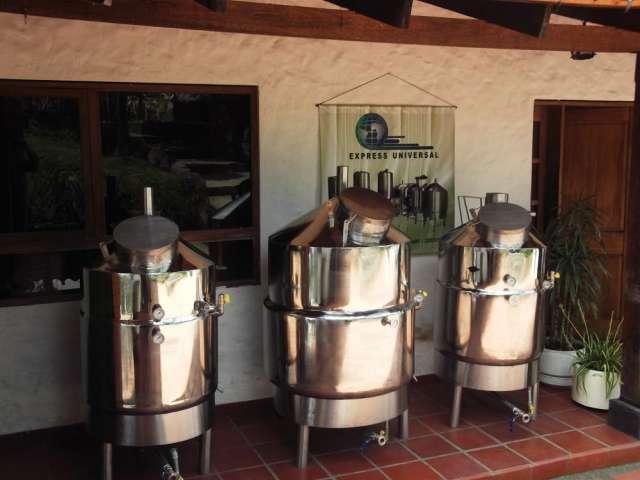 Equipos para elaborar cerveza artesanal