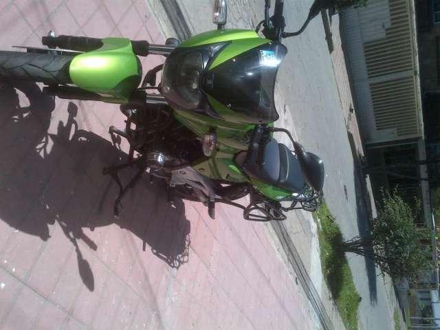 Fotos de Vendo moto pulsar ug 180 modelo 2011 3