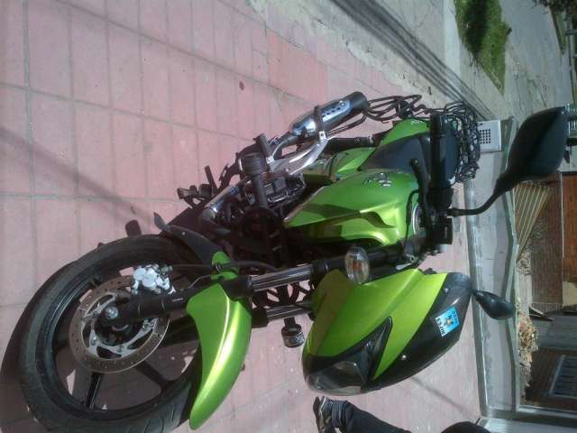 Fotos de Vendo moto pulsar ug 180 modelo 2011 2
