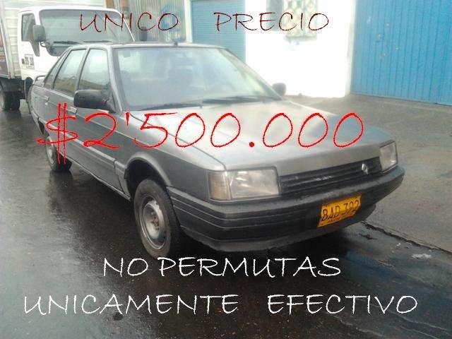 Renault 21 rs 1988 1600 muy buen estado