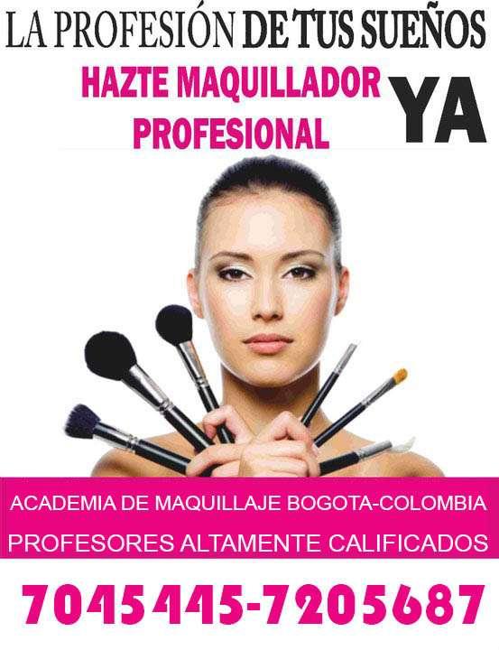 Fotos de Curso profesional de maquillaje bogota-colombia. 1