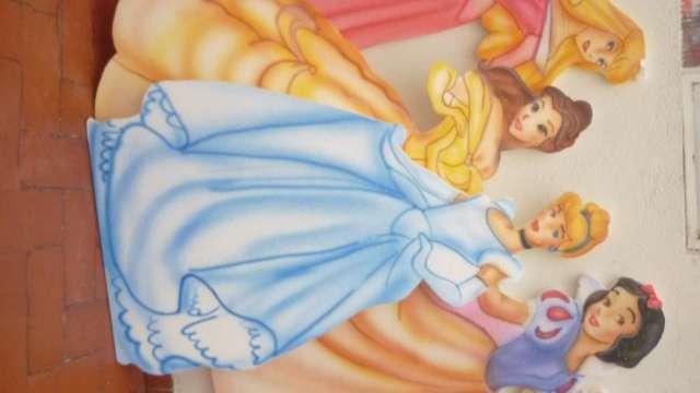 Decoraciones temáticas princesas bogota eventos fiestas