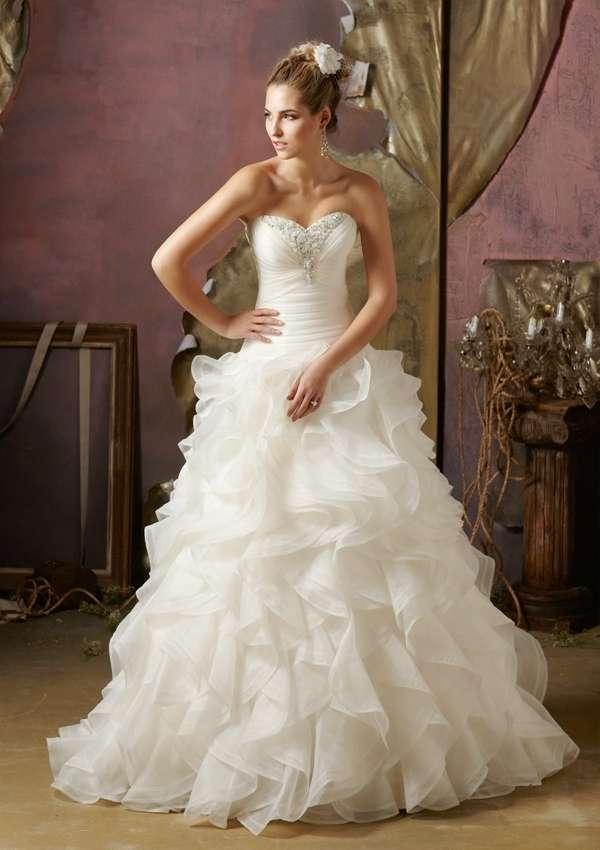 Vendo vestido de novia mori lee