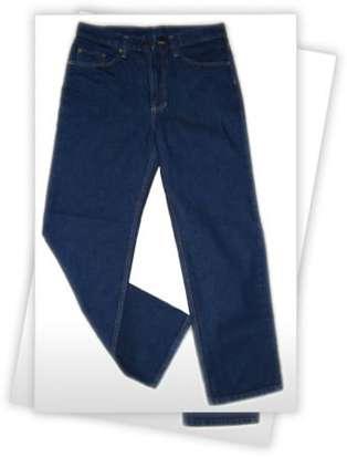 Jeans 14 onzas prelavado $13.500 mas iva