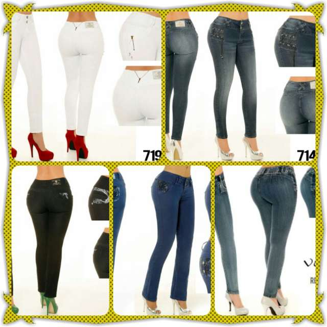 399bca6aa9fe Jeans levanta cola - venta por mayor y detal en Bogotá - Ropa y ...