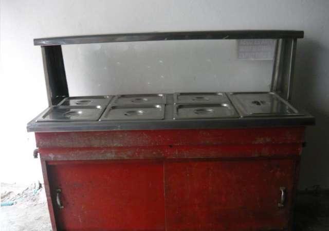 Se venden 3 estufas industriales para restaurante