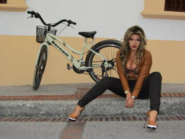 Alquiler de bicicletas dobles - tandem en bogotá, colombia