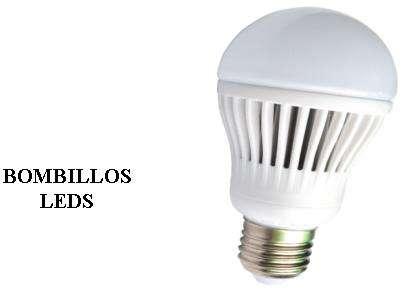 Iluminación con tecnología led bombillos led