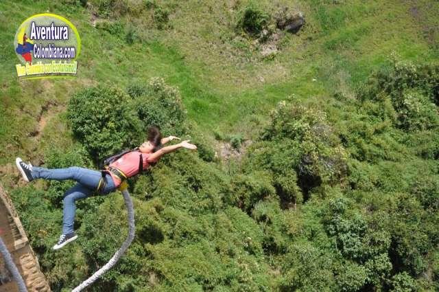 Salta este fin de semana en bungee jumping de 130 metros de altura!!