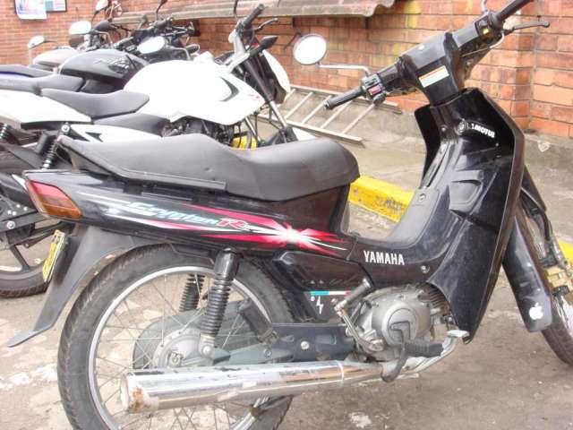 Yamaha cripton 2008 excelente estado