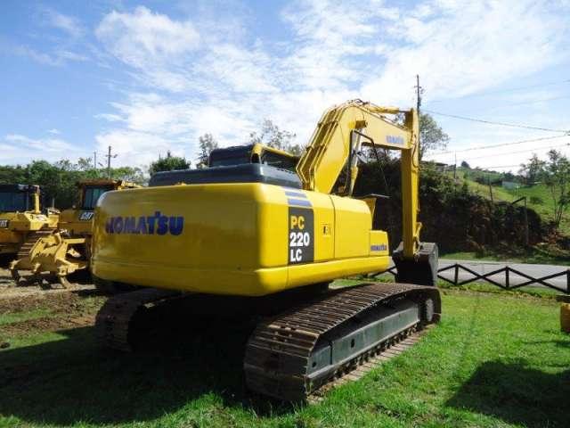 Fotos de Excavadoras hidraulicas , retroexcavador, compactadoras 1