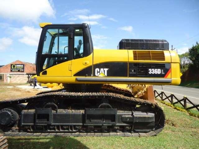 Fotos de Excavadoras hidraulicas , retroexcavador, compactadoras 3