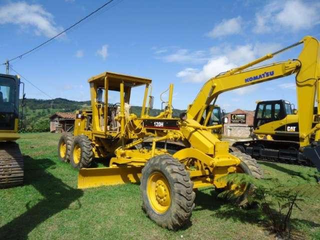 Fotos de Excavadoras hidraulicas , retroexcavador, compactadoras 7