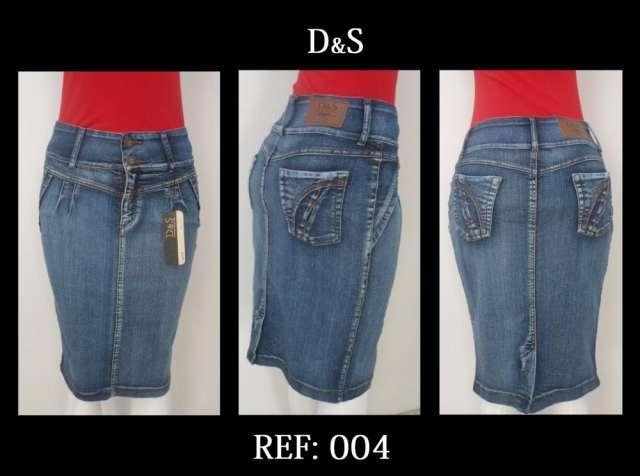 bae9c222d Faldas en jeans para cristianas 3 4 en Girón - Ropa y calzado