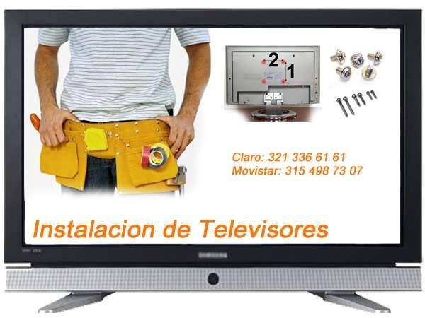 Soporte para televisor de led y lcd 3d 60 y 65 pulgadas en bogota