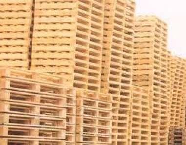 Venta de estibas en madera y plásticas certificadas y sin certificar.