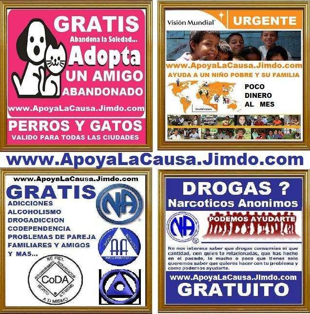 Fotos de Urgente, adopta mascotas, perros, gatos, recibimos donaciones. el refugio pasa h 4