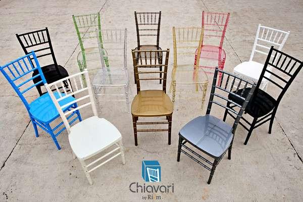 Venta de sillas tiffany y otros modelos para eventos-cali-