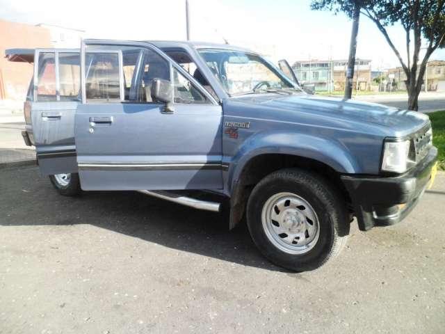 Fotos de Ojo, aproveche espectacular camioneta 4x4 mazda b2600 full inyección y full equi 3