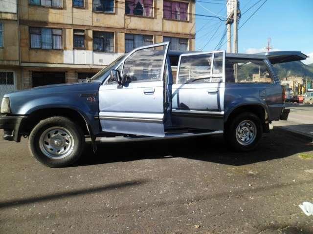 Fotos de Ojo, aproveche espectacular camioneta 4x4 mazda b2600 full inyección y full equi 5