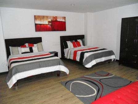 Apartamento amoblado en bogota ,por dias ,semanas o meses 310-4763226 1 habitacion 1 baño