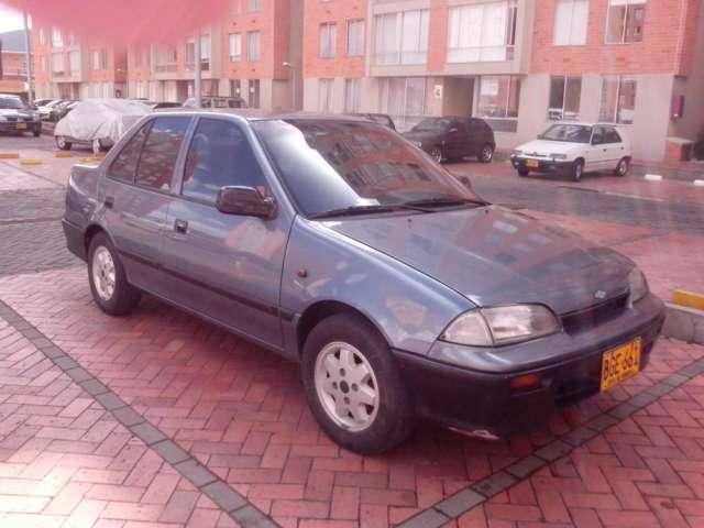 Chevrolet swift modelo 1996 perfecto