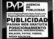 GRATUITO, PAGINAS WEB, PUBLICIDAD, VIDEOS, FOTOS, CONTACTOS COMERCIALES, ETC .  MEGA PUBLICIDAD y PAGINA WEB GRATUITA, Clasificados Web, Fotos y Videos Publicitarios, Enlaces, Redes Sociales, Videos e