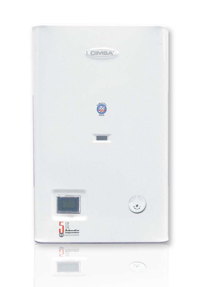 Servicio técnico calentadores a gas