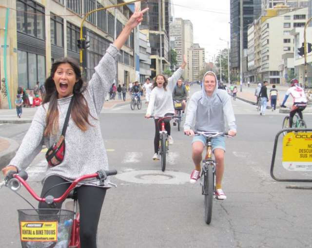 Fotos de Alquiler y tour en bicicleta por bogota, best bike tours bogota 2