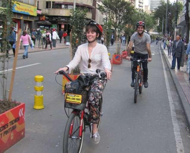 Fotos de Alquiler y tour en bicicleta por bogota, best bike tours bogota 3