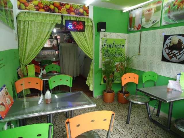 Fruteria y heladeria - acreditada y negociable